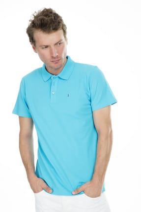 Sabri Özel Erkek Mavi T-Shirt - S00000007103 2