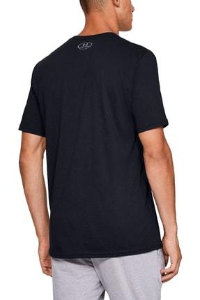 Under Armour Erkek Spor T-Shirt - SPORTSTYLE LOGO SS - 1329590-001 1