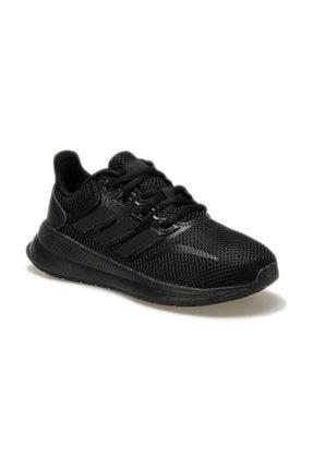 adidas F36549 Siyah Siyah Siyah Unisex Koşu Ayakkabısı 100409060 0