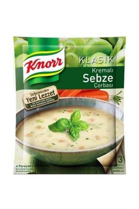 Knorr Kremalı Sebze Çorbası 65 gr 0