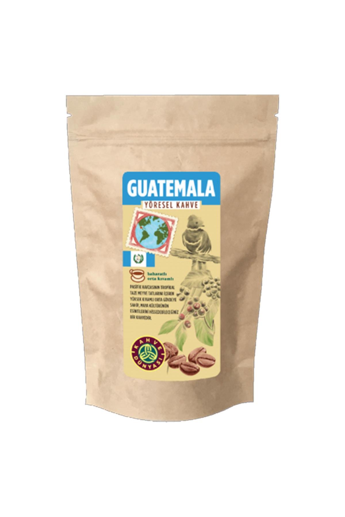 Kahve Dünyası Guatemala Yöresel Kağıt Filtre Kahve 200 gr 0