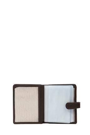 Cengiz Pakel Kahverengi Deri Kartlık 2427 1