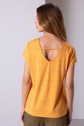Pierre Cardin Kadın Polo Yaka T-shirt G022SZ011.000.768396 2