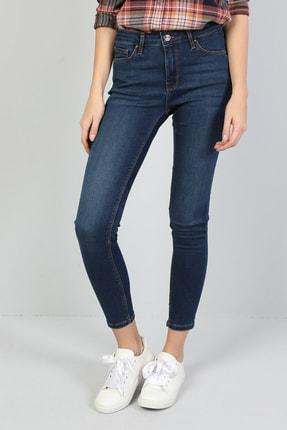 Colin's Koyu Mavi Kadın Pantolon CL1047243 3