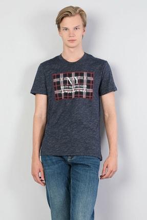 Colin's Mavi Erkek Tshirt K.kol CL1045514 3