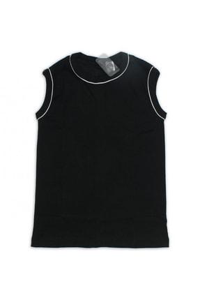 Gümüş İç Giyim Siyah Erkek Çocuk Fanila 1