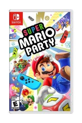 Nintendo Super Mario Party Switch Oyun 0