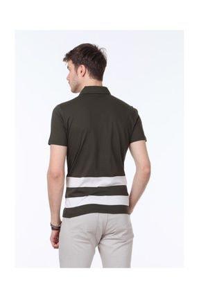 Ramsey Jakarlı Örme T-Shirt - RP10113772 3