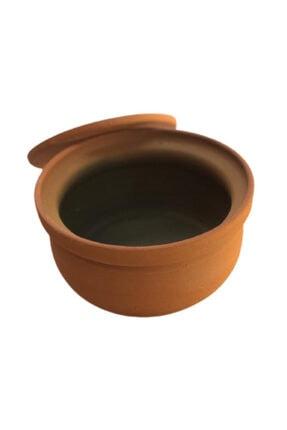 ALİ BABA CÖMLEK Pişirilmiş Turuncu Toprak Orta Güveç 5-6 Kişilik 1