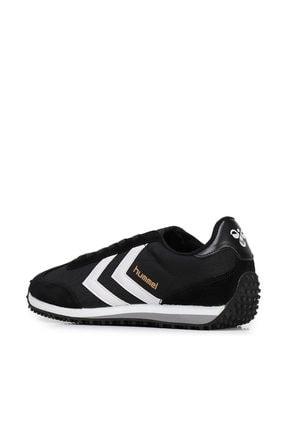HUMMEL Freeway Siyah Beyaz Unisex Sneaker Ayakkabı 2
