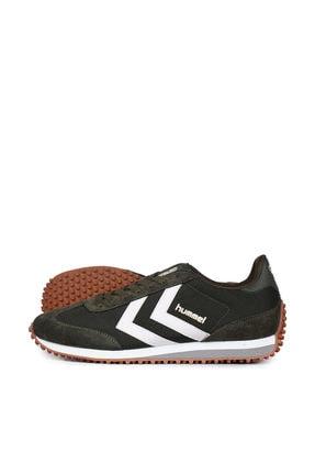 HUMMEL Freeway Haki Erkek Sneaker Ayakkabı 100348778 1
