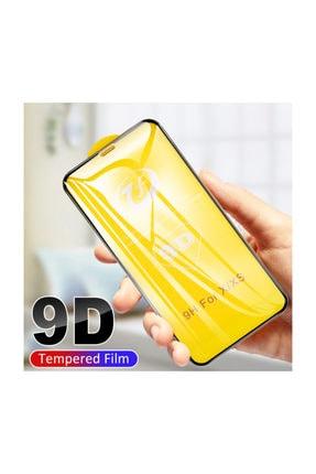 Telefon Aksesuarları Iphone X-xs Kavisli Tam Kaplayan 9d Ekran Koruyucu Film 1