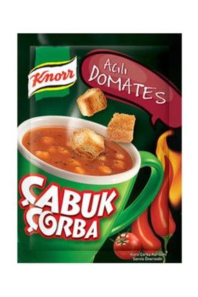 Knorr Knorr Çabuk Çorba Acılı Domates 22 G 0