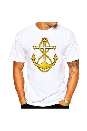 Altın Çapa Erkek Dalış T-Shirt 1297