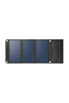 Juo 21W 3 Panelli Güneş Enerjili Katlanabilir Solar Şarj Cihazı 0