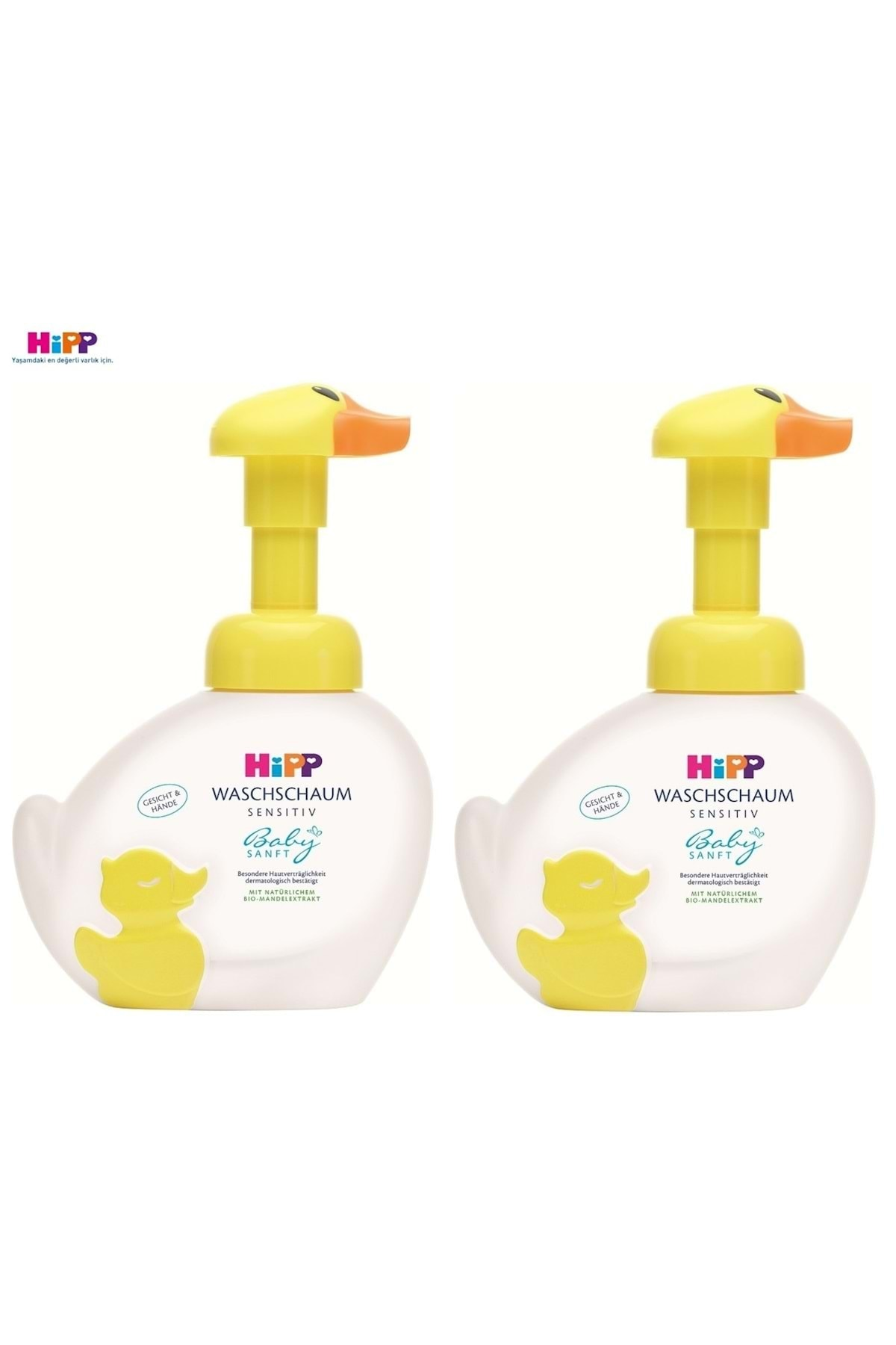 Hipp Babysanft Bebek El Yıkama Köpüğü 250 gr x 2 Adet 0