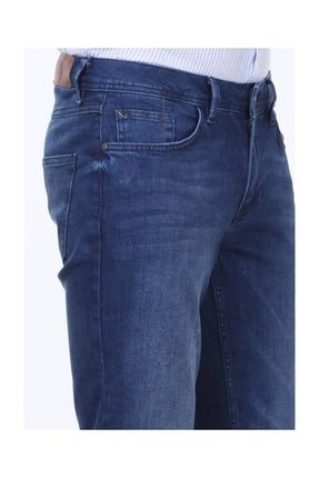 Ramsey Düz Denim Pantolon - RP10113583 1