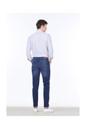 Ramsey Düz Denim Pantolon - RP10113583 2
