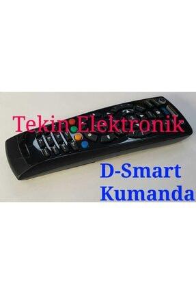 D-Smart Hd Blu Akıllı Uydu Alıcı Kumandası 2