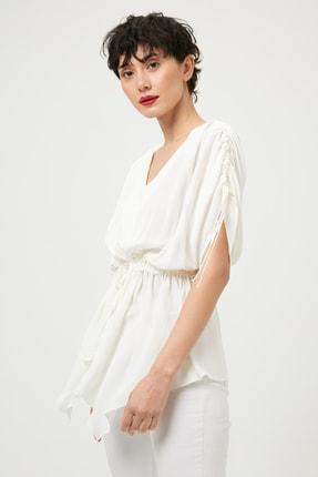 İpekyol Kadın Beyaz Bluz IS1190006471 3