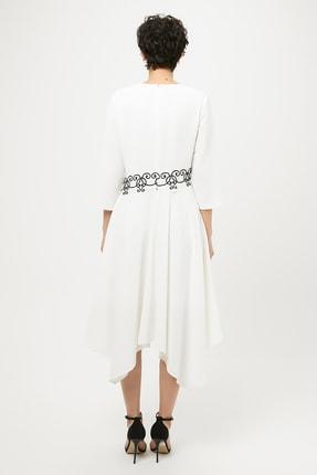 İpekyol Kadın Ekru Elbise IS1190002261 1