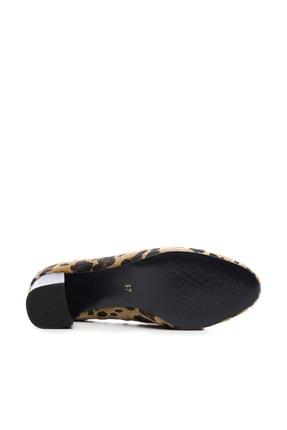 Kemal Tanca Multi Renk Kadın Vegan Klasik Topuklu Ayakkabı 723 100 BN AYK SK19-20 4