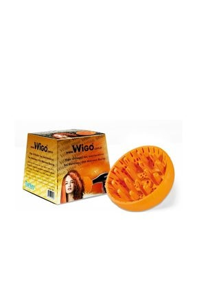Johnson Wigo Saç Kurutma Fön Makinesi Başlığı Turuncu (Difüzör / Vigo 1