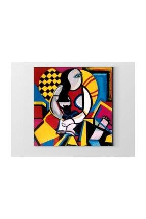 tablodenizi Pablo Picasso Tablosu 80 cm x 80 cm 1