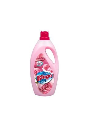 Bingo Soft Yumuşatıcı Gül Pembe 3 lt 0