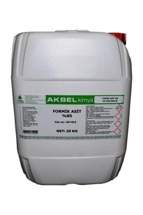 akbel Formik Asit %85 20 Kg 0