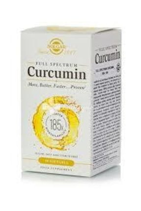 Solgar Curcumin Food Supplement 30 Kapsül 2