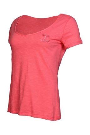 HUMMEL Alma Kadın Kısa Kollu T-Shirt 0