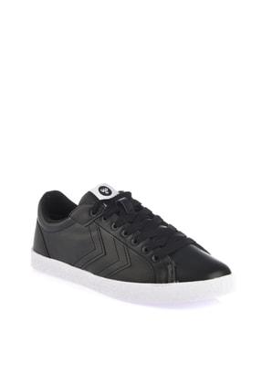 HUMMEL Deuce Court Tonal Unisex Siyah Ayakkabı 2