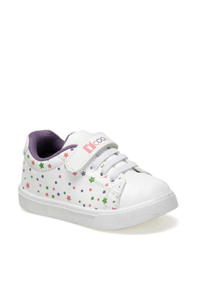 Icool LOVELY.2 Beyaz Kız Çocuk Sneaker Ayakkabı 100415185 0