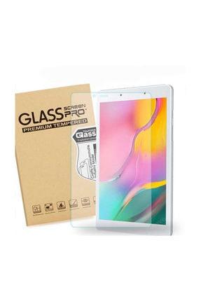 Dijimedia Samsung Galaxy Tab A 8.0 T290  Temperli Cam Ekran Koruyucu 1