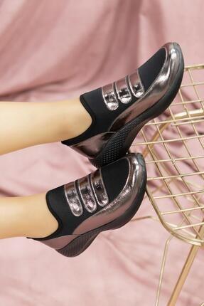 Çaçaroz Ayakkabı Günlük Büyük Numara Yürüyüş Spor Ayakkabısı 1