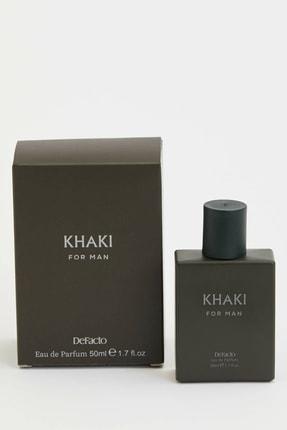 Defacto Erkek Haki 50 Ml Parfüm L4179AZNSKH3 1