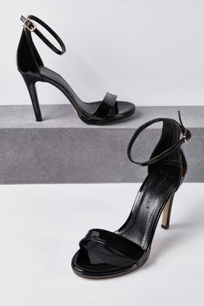 Picture of Kadın Siyah Yüksek Topuklu Abiye Ayakkabı LILA