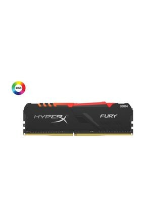 Kingston 16gb (2x8gb) 3200mhz Hyperx Fury Rgb Ddr4 Hx432c16fb3ak2/16 0