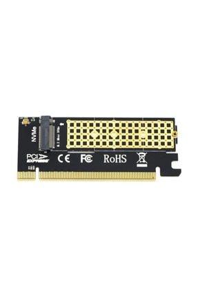 Alfais 4390 M.2 Nvme Ssd Ngff To Pcie 3.0 X16 Adaptör M Key Kart Çevirici Dönüştürücü 1