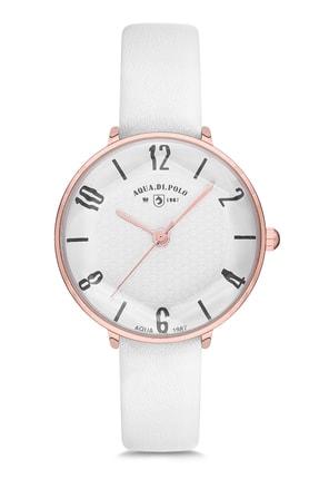 Aqua Di Polo APWA030301 Deri Kadın Kol Saati 0