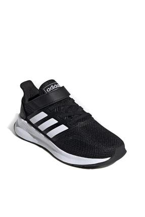 adidas RUNFALCON Siyah Erkek Çocuk Sneaker Ayakkabı 100536361 0