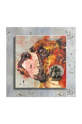 mağazacım Anonim Köpek Portre Yağlı Boya Reprodüksiyon 50 Cm X 50 Cm Kanvas Tablo Tbl1060 0