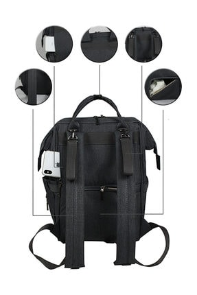 Stylo Stylo Tokyo Platinum All in One Special Edition Backpack 2