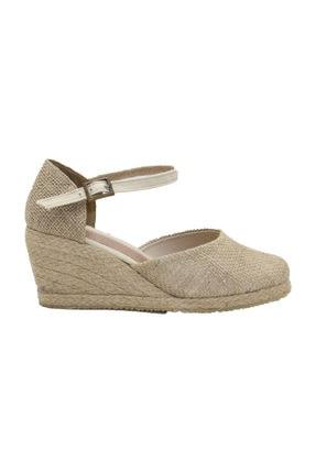 GokceKundura06 Keten Sandalet 0
