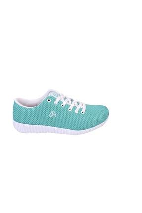LETOON Bayan Spor Ayakkabı - Su Yeşili Renk 1