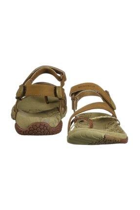 Merrell J36418 Siena Lıght Brown Kadın Sandalet 3