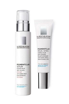 La Roche Posay Pigmentclar Serum 30ml |  Pigmentclar Eyes 15ml |  Leke Bakım Seti 2 Glb20200227012 0