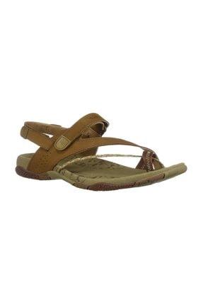 Merrell J36418 Siena Lıght Brown Kadın Sandalet 0