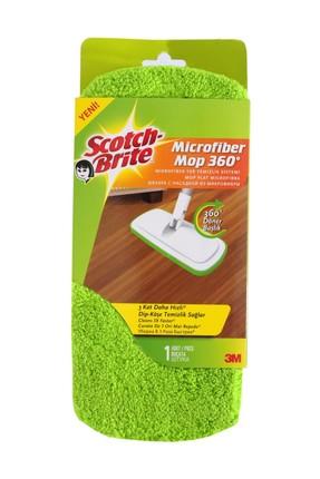 Scotch Brite Mikrofiber Mop 360 1 Adet 2
